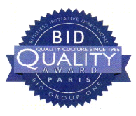 BID Group Quality Award